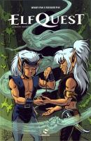 Rayon : Albums (Heroic Fantasy-Magie), Série : ElfQuest : La Quête Originelle T5, ElfQuest : La Quête Originelle