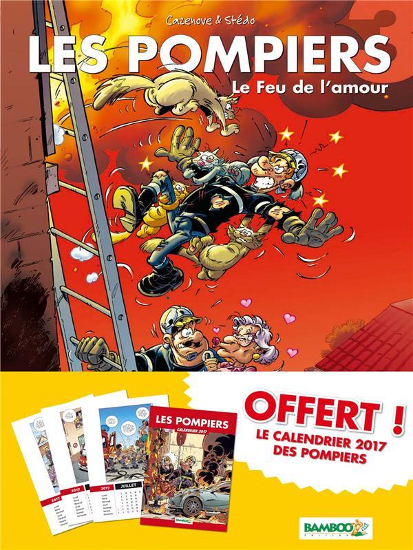 Calendrier Feux De Lamour.Le Feu De L Amour Calendrier 2017 Offert Stedo