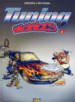Rayon : Albums (Humour), Série : Tuning Maniacs T5, Tuning Maniacs