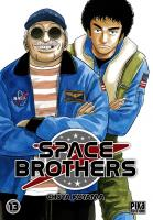 Rayon : Manga (Seinen), Série : Space Brothers T13, Space Brothers