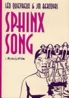 Rayon : Albums (Labels indépendants), Série : Sphinx Song, Sphinx Song