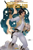 Rayon : Comics (Science-fiction), Série : Star Wars : Princesse Leia T1, L'Héritage d'Aldorande