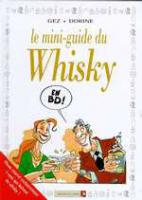 Rayon : Albums (Humour), Série : Mini Guide en BD T4, Mini Guide du Whisky