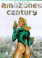 Rayon : Albums (Science-fiction), Série : Amazones Century, Coffret Tomes 1-2-3-4