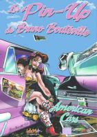 Rayon : Albums (Art-illustration), Série : Les Pin-Up de Bruno Bouteville : American Cars, Les Pin-Up de Bruno Bouteville : American Cars