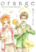 Rayon : Manga (Shojo), Série : Orange (Roman) T3, Orange (Roman)
