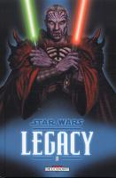 Rayon : Comics (Science-fiction), Série : Star Wars : Legacy T10, Guerre Totale