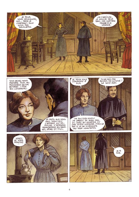 Un Roi sans Divertissement - (Jacques Terpant / Jean Dufaux) - Historique  [BDNET.COM]