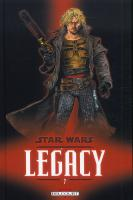 Rayon : Comics (Science-fiction), Série : Star Wars : Legacy T7, Tatooine