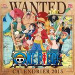 Rayon : Papeterie BD, Série : One Piece, Calendrier One piece 2013