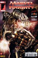 Rayon : Comics (Super H�ros), S�rie : Marvel Knights (S�rie 2) T6, Gare aux Dormeurs
