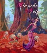 Rayon : Albums (Art-illustration), Série : Blanche Neige (Manini), Blanche Neige