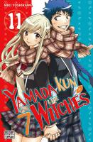 Rayon : Manga (Shonen), Série : Yamada Kun & the 7 Witches T11, Yamada Kun & the 7 Witches
