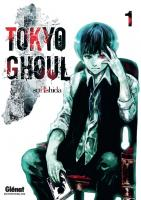 Rayon : Manga (Shonen), Série : Tokyo Ghoul T1, Tokyo Ghoul (Pack Découverte Tomes 1 & 2)