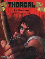 Rayon : Albums (Heroic Fantasy-Magie), Série : Thorgal T27, Le Barbare