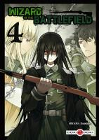 Rayon : Manga (Seinen), Série : Wizard of the Battlefield T4, Wizard of the Battlefield
