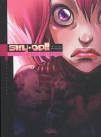 Rayon : Albums (Science-fiction), Série : Sky Doll T3, La Ville Blanche (Version 2B)