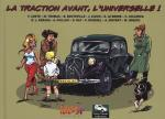 Rayon : Albums (Aventure-Action), Série : La Traction Avant, l'Universelle !, La Traction Avant, l'Universelle !