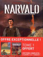 Rayon : Albums (Science-fiction), Série : Narvalo, Pack Tomes 1-2 Offre Exceptionnelle