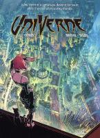 Rayon : Albums (Heroic Fantasy-Magie), Série : Univerne T1, Paname