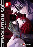 Rayon : Manga (Seinen), Série : Evolution Six T5, Evolution Six
