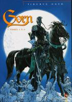 Rayon : Albums (Heroic Fantasy-Magie), Série : Gorn, Coffret Tomes 1-2-3-4