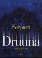 Rayon : Albums (Science-fiction), S�rie : Druuna, Coffret Druna Tomes 1-2-3-4