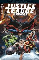 Rayon : Comics (Super Héros), Série : Justice League Univers T12, Justice League Univers