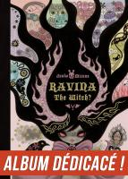 Rayon : Albums (Art-illustration), Série : Ravina the Witch ?, Ravina the Witch ? (Album Dédicacé)