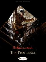Rayon : Albums (Aventure-Action), Série : Le Marquis d'Anaon (Anglais) T3, La Providence - The Providence