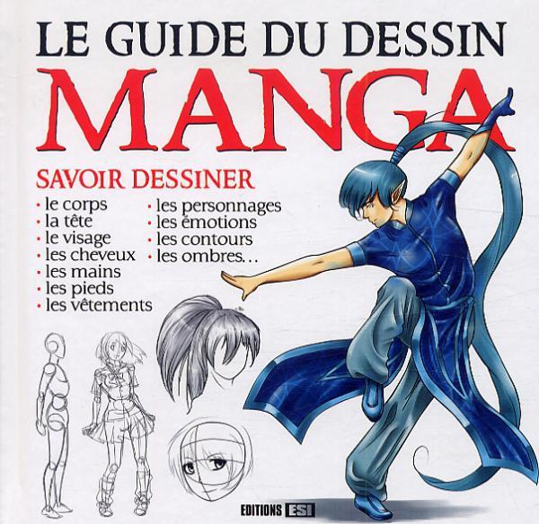 Serie Le Guide Du Dessin Manga Bdnet Com