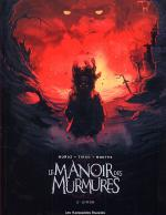 Rayon : Albums (Science-fiction), Série : Le Manoir des Murmures T3, Simon
