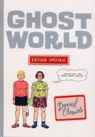 Rayon : Albums (Labels ind�pendants), S�rie : Ghost World, Ghost World - Edition Sp�ciale -