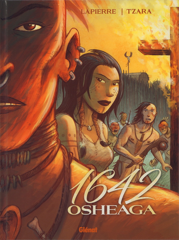 1642 (Tome 1) sur Bookys