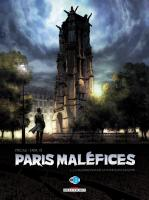 Rayon : Albums (Policier-Thriller), Série : Paris Maléfices T1, La Malédiction de la tour Saint Jacques