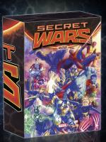 Rayon : Comics (Super Héros), Série : Secret Wars (Coffret) T5, Secret Wars (Coffret 5/5)