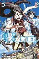 Rayon : Manga (Shonen), Série : UQ Holder ! T5, UQ Holder !