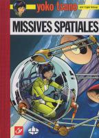 Rayon : Tirages (Science-fiction), Série : Yoko Tsuno, Missives Spatiales (TT)