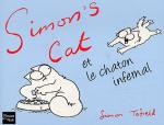 Rayon : Albums (Humour), Série : Simon's Cat, Simon's Cat et le Chaton Infernal