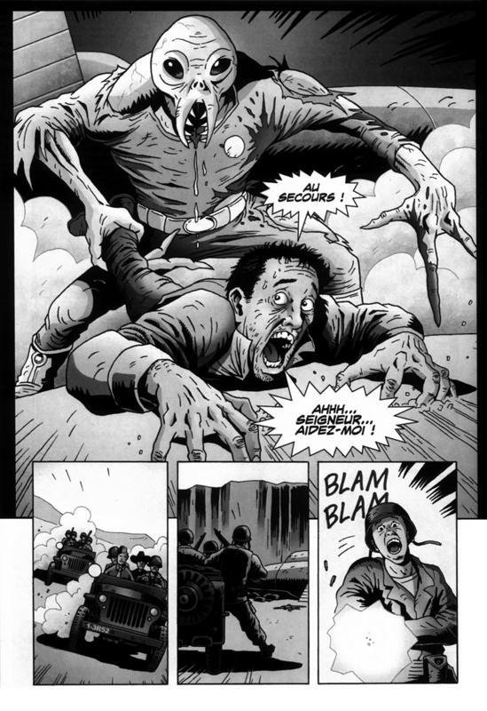 Jim alimente les zombies porno
