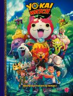 Rayon : Albums (Aventure-Action), Série : Yo-kai Watch : Jibanyan à Travers le Temps !, Yo-kai Watch : Jibanyan à Travers le Temps !