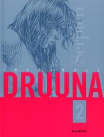 Rayon : Albums (Science-fiction), S�rie : Druuna T2, Int�grale Druuna