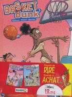 Rayon : Albums (Humour), Série : Basket Dunk, Pack Tomes 3-4