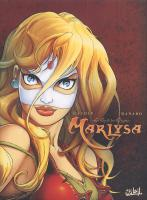 Rayon : Albums (Heroic Fantasy-Magie), Série : Marlysa (Intégrale), Marlysa (Intégrale Tomes 1 à 5) (Nouvelle Édition)