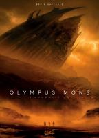 Rayon : Albums (Science-fiction), Série : Olympus Mons T1, Anomalie Un