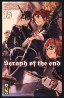 Rayon : Manga (Shonen), Série : Seraph of the End T15, Seraph of the End