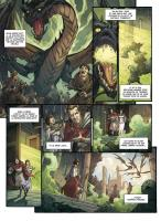 Rayon : Albums (Heroic Fantasy-Magie), Série : Dragonseed T3, Quand Pleurent les Dragons