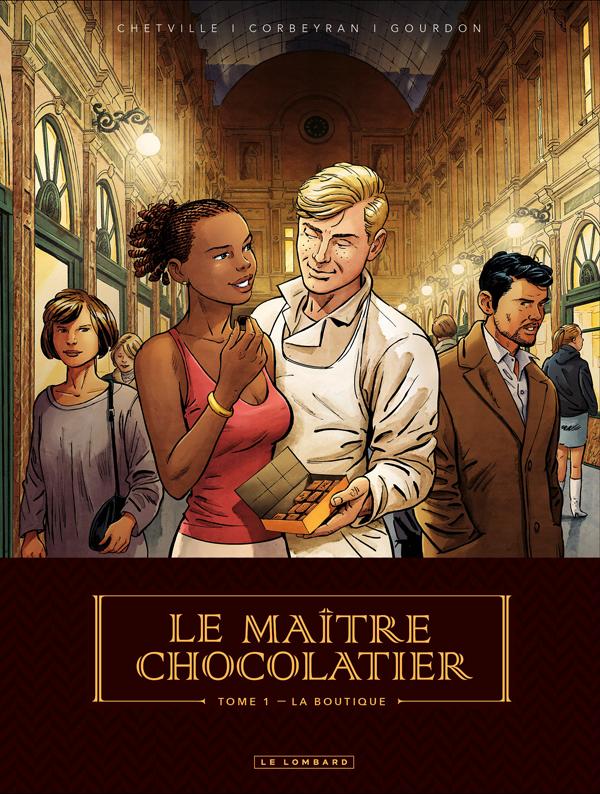 Le Maître chocolatier (1) : La Boutique