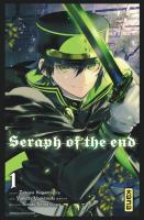 Rayon : Manga (Shonen), Série : Seraph of the End T1, Seraph of the End