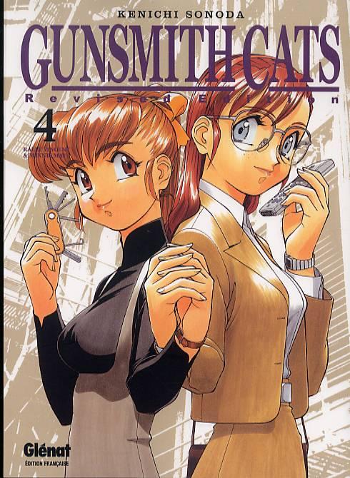 Gun Smith Cats Tome 3 - Kenichi Sonoda